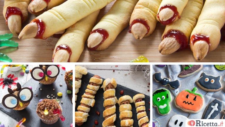 Halloween: menù e ricette per il 31 ottobre | Ricetta.it