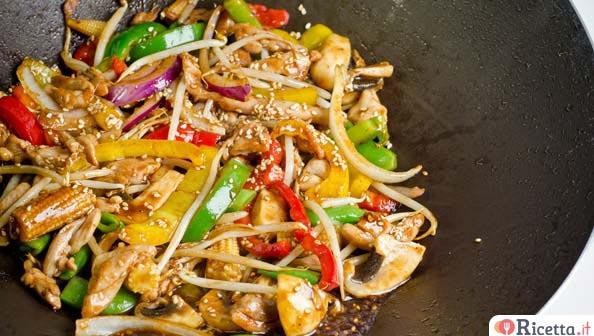10 ricette della cucina cinese for Ricette in cucina