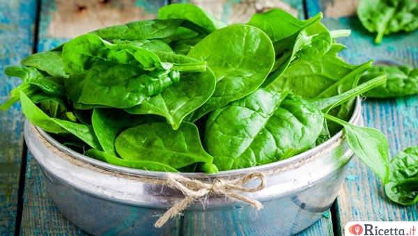 10 Ricette Per Cucinare Gli Spinaci Ricetta It