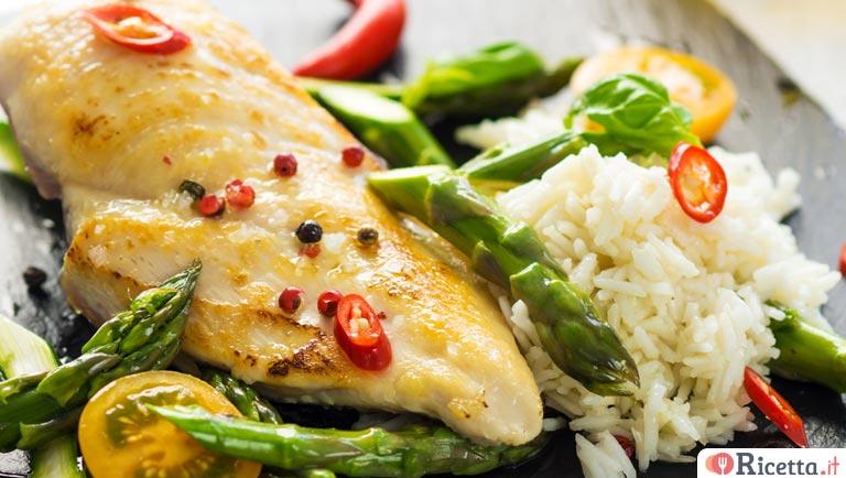Petto di pollo al forno in 3 ricette differenti - Cucinare lo sgombro al forno ...