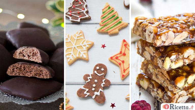 Ricette Di Biscotti Da Regalare A Natale.3 Ricette Da Regalare A Natale Ricetta It