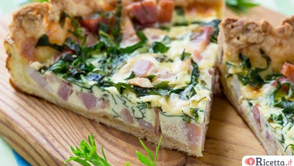 5 ricette per preparare torte salate for Ricette torte salate