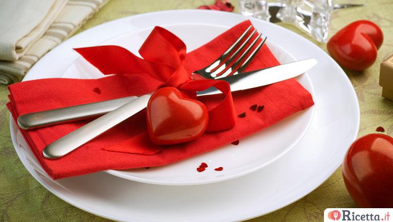 San Valentino Tavolo.Apparecchiare La Tavola Per San Valentino Ricetta It