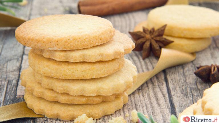 Biscotti Di Natale 1 Uovo.Biscotti Al Burro