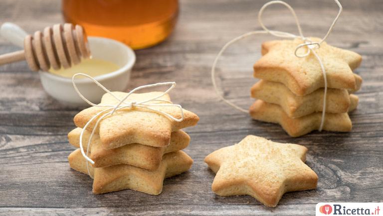 Biscotti Di Natale Al Miele.Ricetta Biscotti Al Miele Consigli E Ingredienti Ricetta It