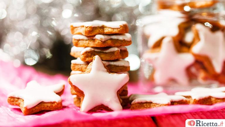 Ricette Dolci Natalizi Bimby.Biscotti Di Natale Con Il Bimby