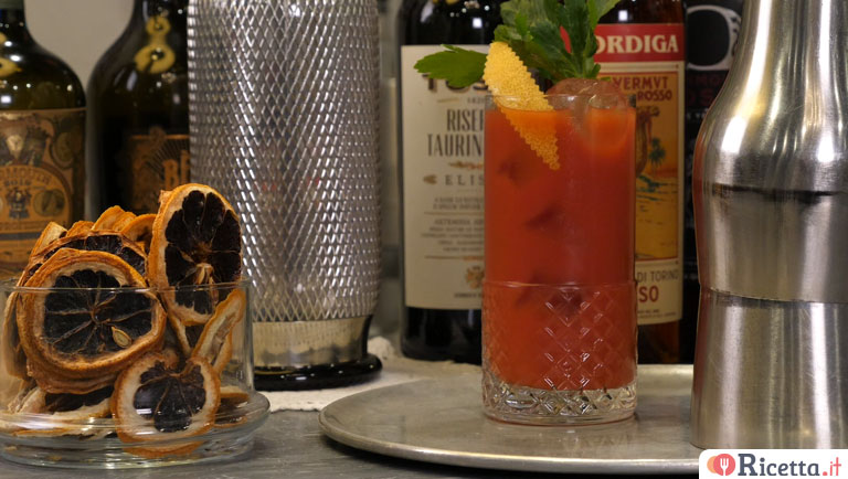 Bloody Mary: ingredienti e preparazione