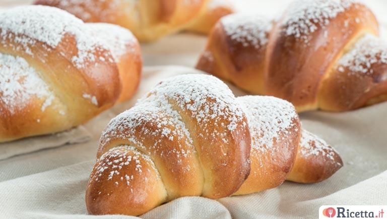 Ricetta Brioches Buonissime.Ricetta Brioches Fatte In Casa Consigli E Ingredienti Ricetta It