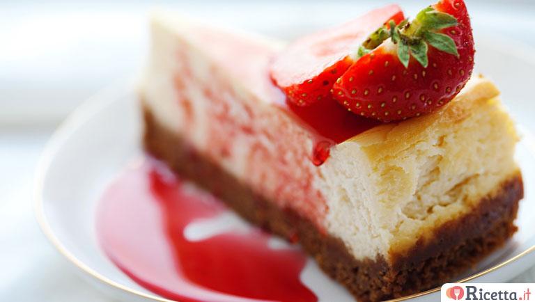Ricetta Cheesecake Cotta.Ricetta Cheesecake Al Philadelphia Al Forno Consigli E Ingredienti Ricetta It