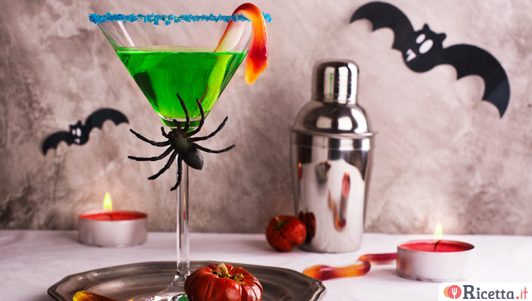 Cocktails di Halloween