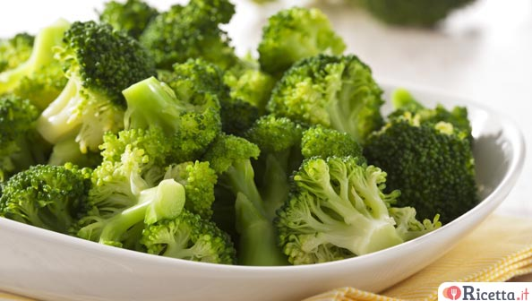 Come cucinare i broccoli con il bimby for Cucinare broccoli