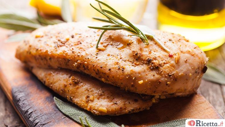 Come Cucinare Il Petto Di Pollo Ricetta It