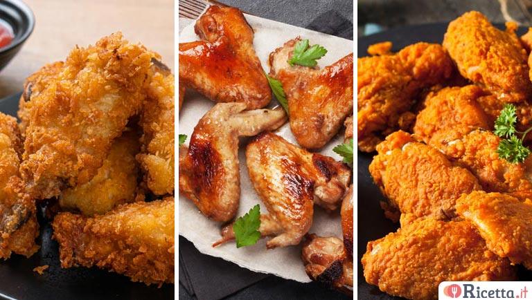 Come Cucinare Le Ali Di Pollo Ricettait