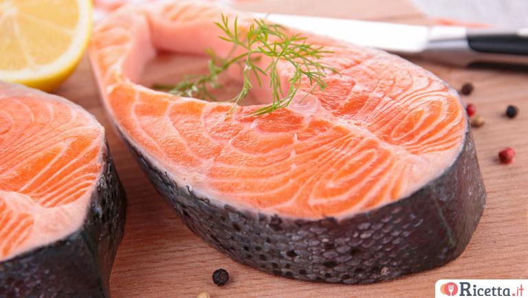 Come Cucinare Il Salmone Ricetta It