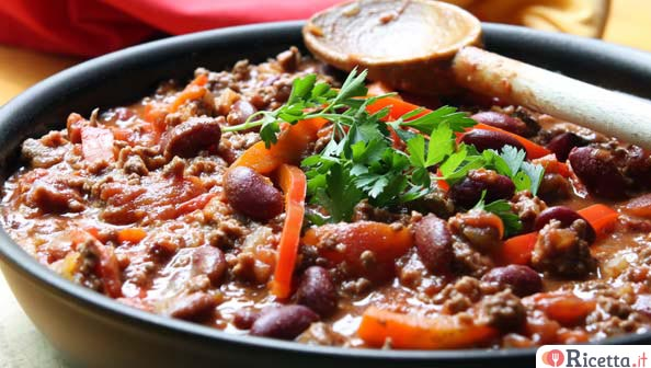 Come fare il Chili con carne
