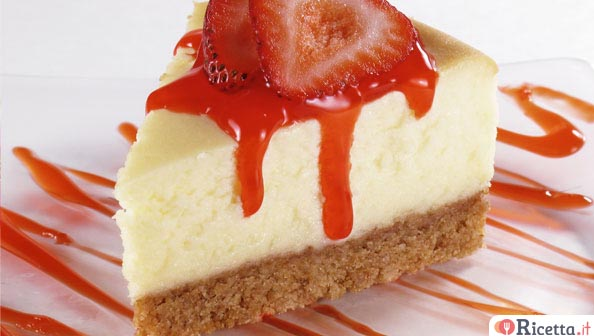 Come fare la cheesecake