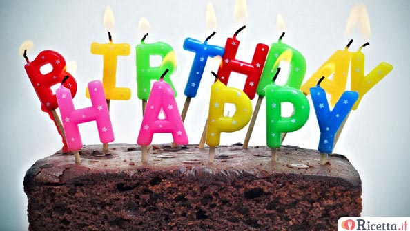 Come Fare Una Torta Di Compleanno Al Cioccolato Ricetta It