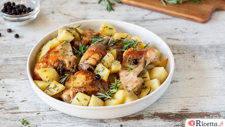 Ricetta Coniglio Al Forno Consigli E Ingredienti Ricetta It