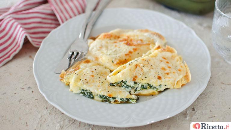 Ricetta Omelette Ricotta E Spinaci.Ricetta Crespelle Ricotta E Spinaci Consigli E Ingredienti Ricetta It