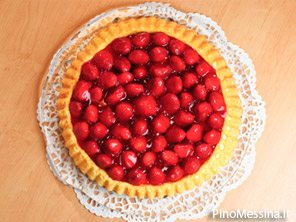 Crostata di frutta light