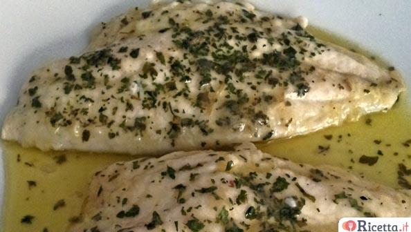 Ricetta Filetti Di Orata Al Vino Bianco Consigli E Ingredienti