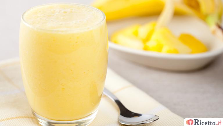 come preparare frullati di ananas per dimagrire