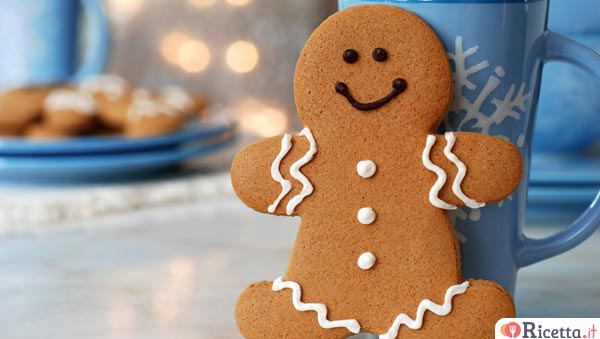Gingerbread, pan di zenzero