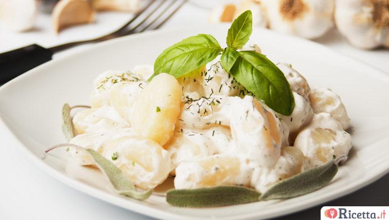 Ricetta Gnocchi In Colla.Ricetta Gnocchi Di Colla Consigli E Ingredienti Ricetta It