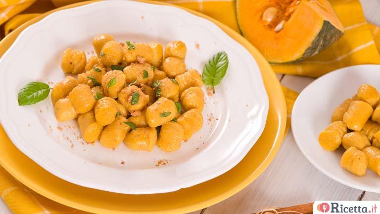 Ricetta Zucca Bimby.Ricetta Gnocchi Di Zucca Con Il Bimby Consigli E Ingredienti Ricetta It