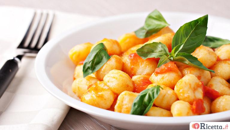 Ricetta Per Gnocchi Di Patate.Ricetta Gnocchi Di Patate E Ricotta Consigli E Ingredienti Ricetta It
