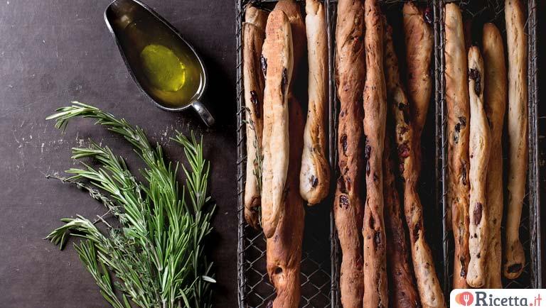 Ricetta Grissini Alle Olive.Ricetta Grissini Alle Olive Consigli E Ingredienti Ricetta It