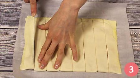 Ricetta Grissini Ripieni Con Pasta Sfoglia.Ricetta Grissini Di Pasta Sfoglia Ripieni Consigli E Ingredienti Ricetta It