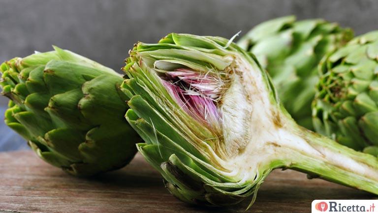 Ricetta carciofi ripieni consigli e ingredienti for Cucinare carciofi