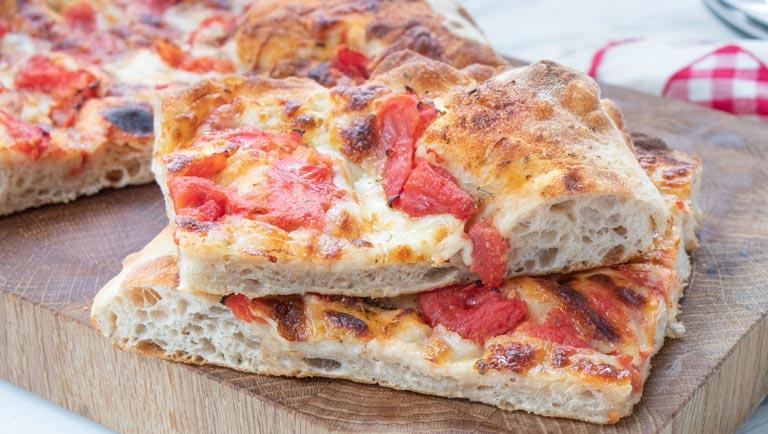 Ricetta Impasto Pizza A Lunga Lievitazione.Impasto Per Pizza A Lunga Lievitazione Ricetta It
