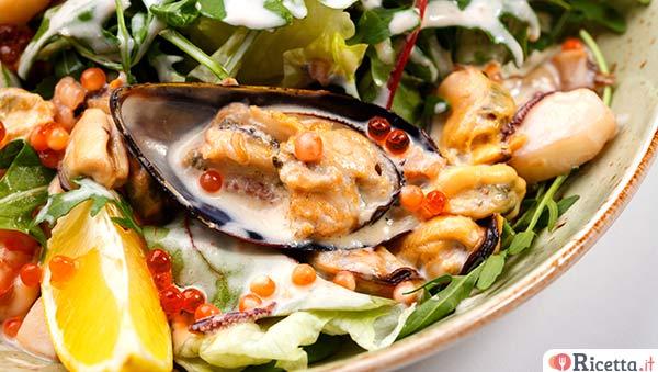 Ricette Estive Di Pesce.Ricetta Insalata Di Pesce Estiva Consigli E Ingredienti Ricetta It