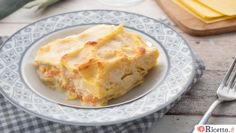 Ricetta Lasagne Di Zucca.Ricetta Lasagne Alla Zucca E Ricotta Consigli E Ingredienti Ricetta It