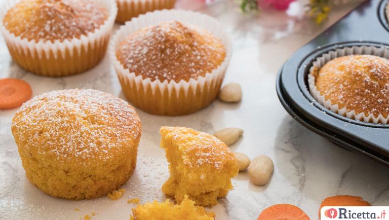 Ricetta Muffin Alle Carote.Ricetta Muffin Alle Carote Consigli E Ingredienti Ricetta It