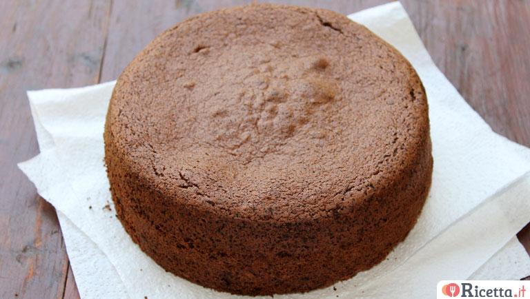 Ricetta Pan Di Spagna Al Cioccolato Bimby.Ricetta Pan Di Spagna Al Cioccolato Consigli E Ingredienti Ricetta It