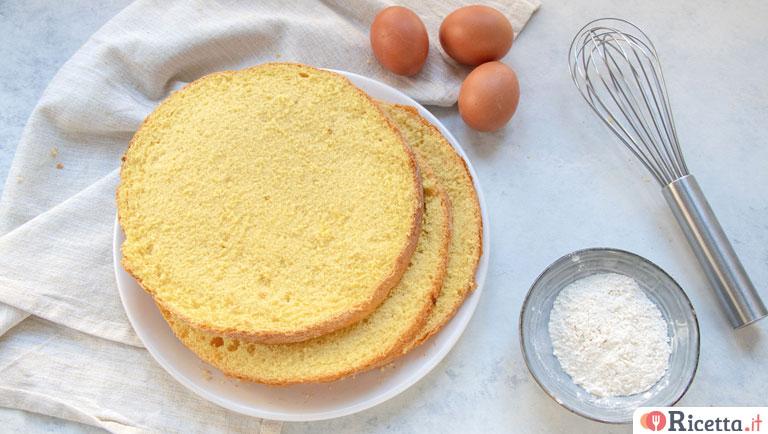Ricetta Pan Di Spagna Fatto In Casa.Ricetta Pan Di Spagna Consigli E Ingredienti Ricetta It