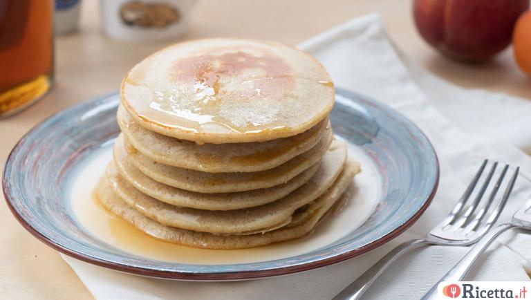 Ricetta Pancake Avena.Ricetta Pancake All Avena Consigli E Ingredienti Ricetta It