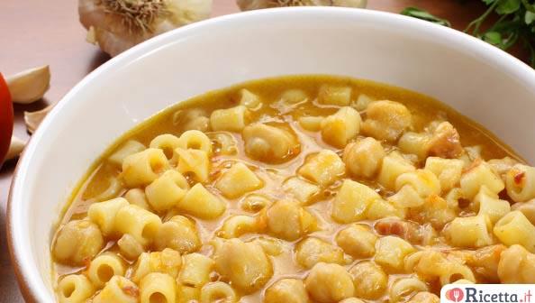Ricetta Pasta E Ceci Consigli E Ingredienti Ricetta It