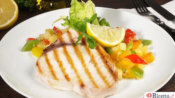 cucinare il pesce spada in 5 modi veloci   ricetta.it