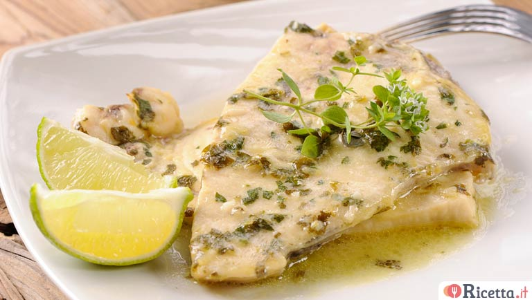 Ricetta Pesce Spada Al Forno Consigli E Ingredienti Ricettait