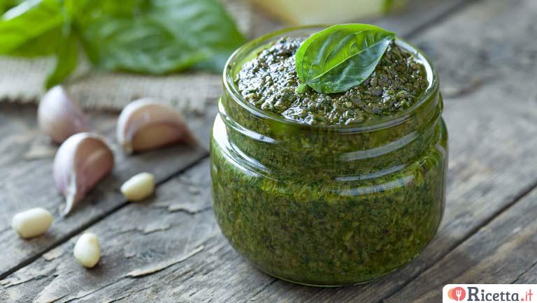 Ricetta Pesto Genovese Bimby.Ricetta Pesto Alla Genovese Con Il Bimby Consigli E Ingredienti Ricetta It