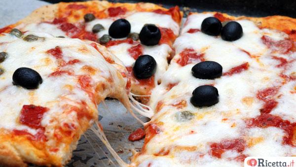Ricetta Impasto Pizza Bimby Tm31.Ricetta Pizza Con Il Bimby Consigli E Ingredienti Ricetta It