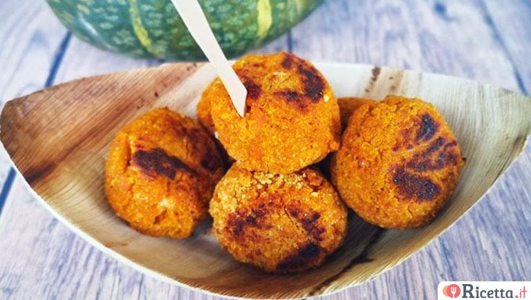 Ricetta Zucca Bimby.Ricetta Polpette Di Zucca Con Il Bimby Consigli E Ingredienti Ricetta It