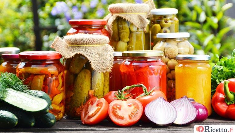 Quanto tempo durano le conserve fatte in casa for Marmellate fatte in casa senza zucchero