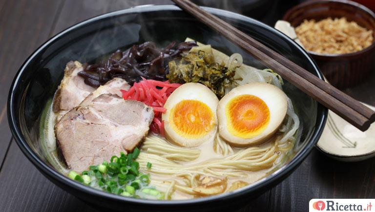Ricetta Ramen Con Bimby.Ricetta Ramen Giapponese Consigli E Ingredienti Ricetta It