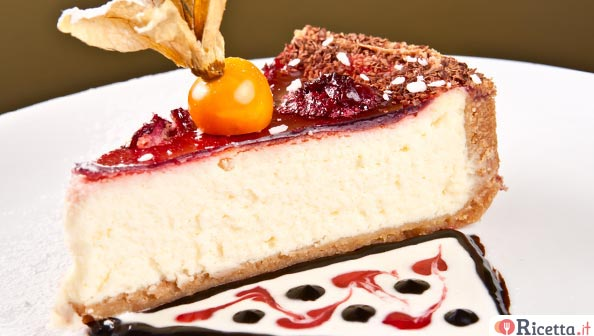 cheesecake, l'originale