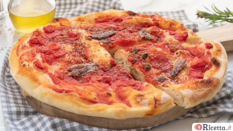 Ricetta X Una Buona Pizza.Ricetta Impasto Per La Pizza Fatta In Casa Consigli E Ingredienti Ricetta It